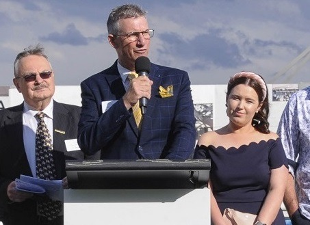MC - Winners Presentations 2020 Canberra Mile Day at Thoroughbred Park