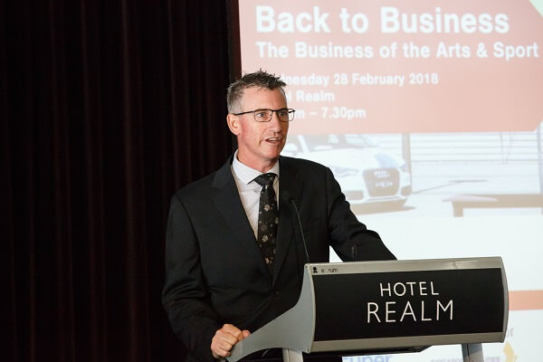 2018 - Canberra Business Chamber's Back to Business