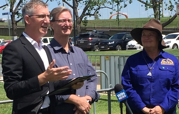 Host - 2020 ACT Sheep Dog Trial Media Launch