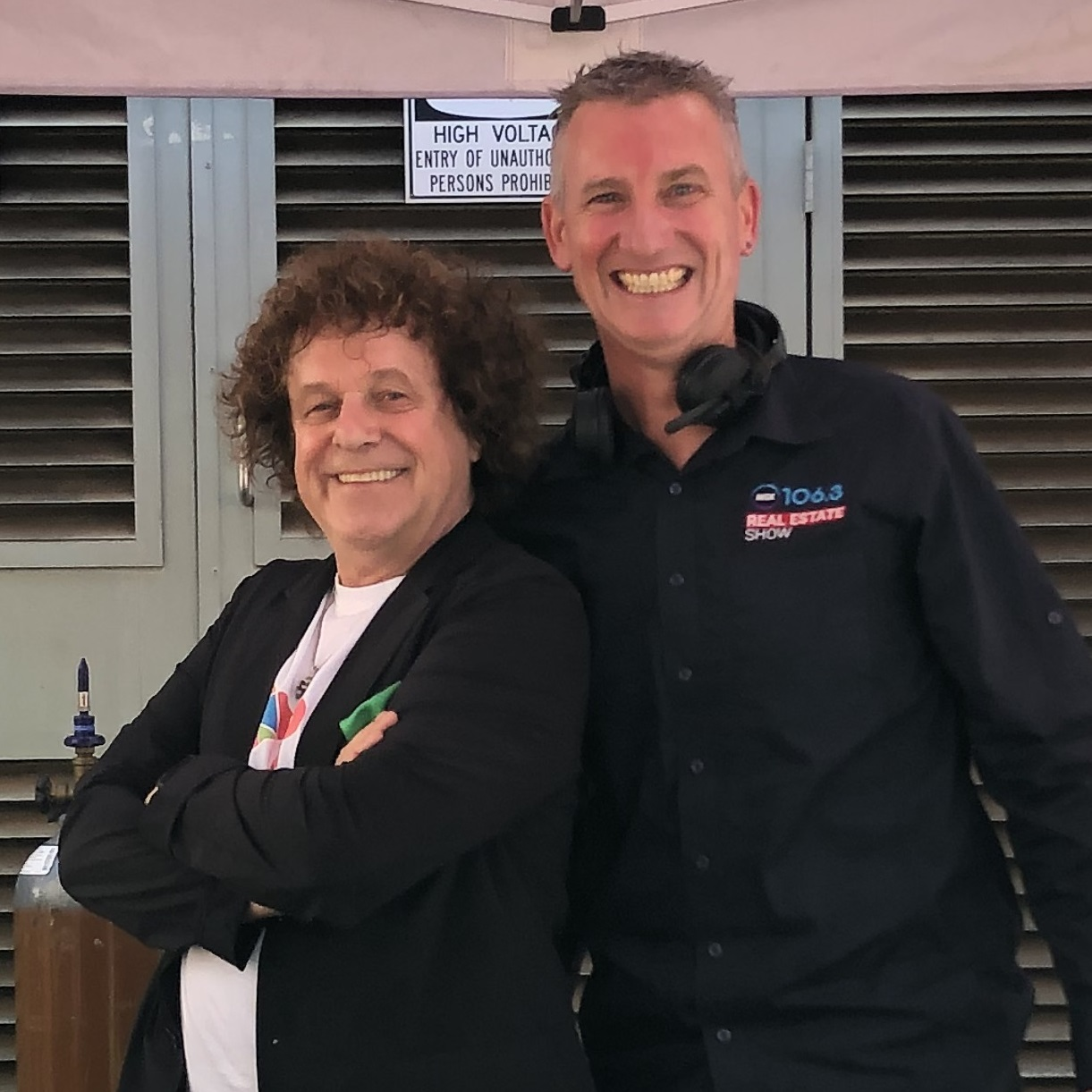 Mix106.3 Canberra Hospital Foundation OB - WOW, it's Leo Sayer
