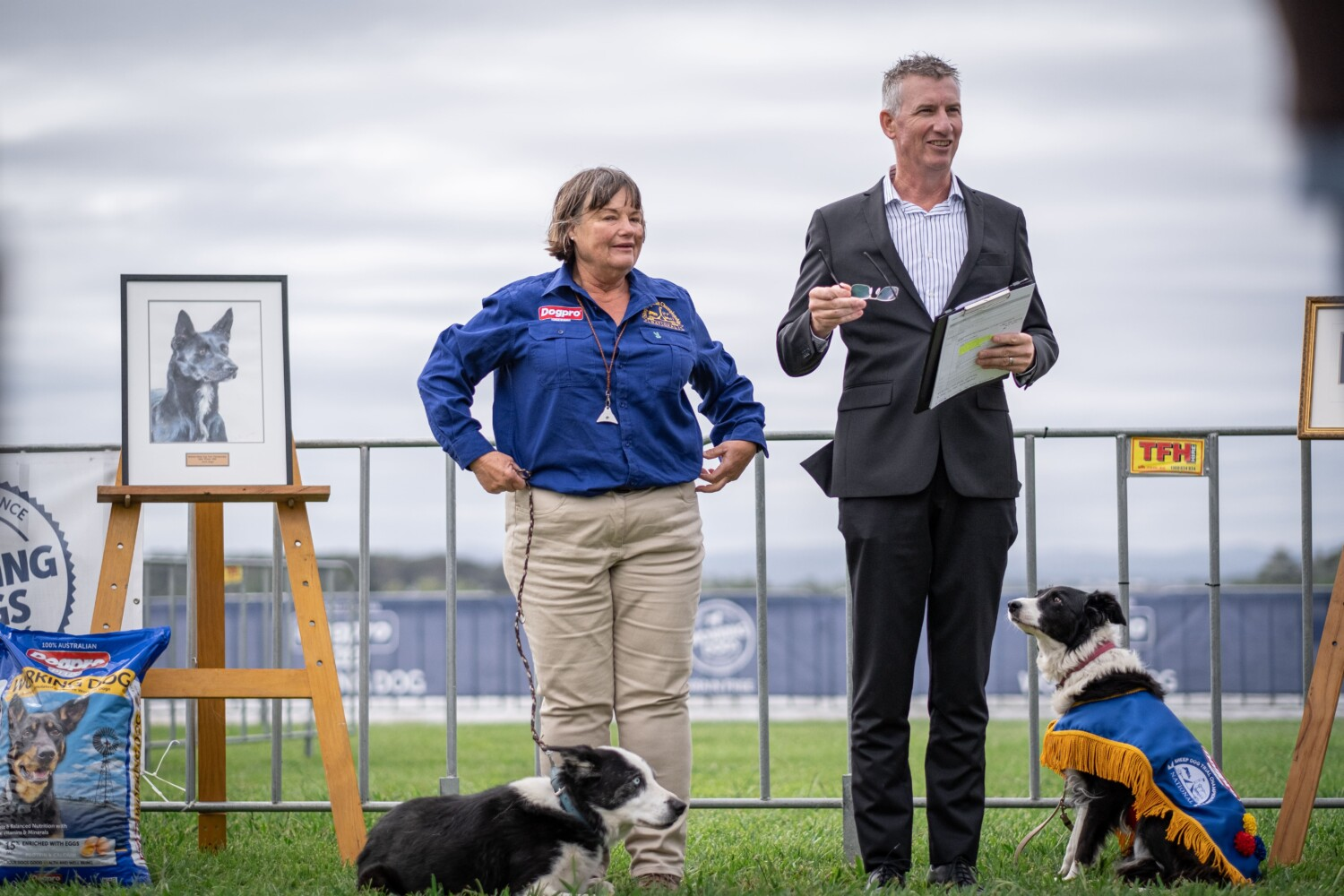 2021 National Sheep Dog Trial Media Launch