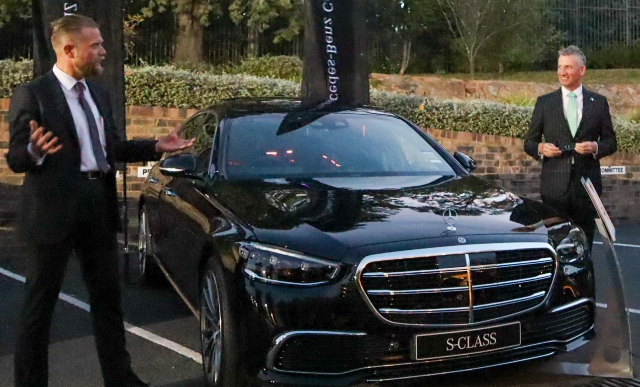 Mercedes-Benz S-Class Launch 2021