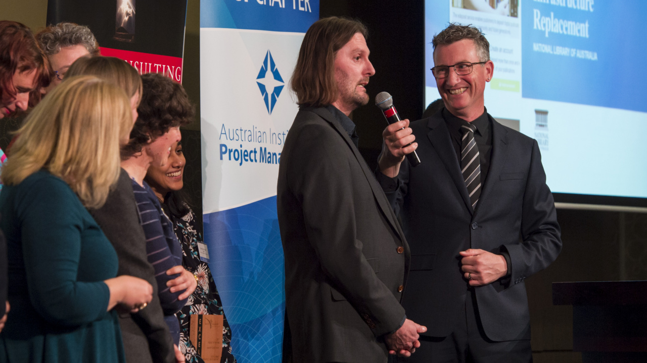 2017 - AIPM Awards 2